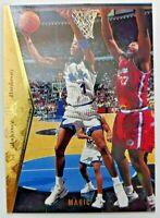 1994-95 Upper Deck SP Gold Anfernee Hardaway #122 Orlando Magic Basketball