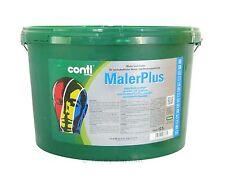 Conti® MalerPlus Innenfarbe weiß matt Wandfarbe Deckenfarbe Deckkraftklasse 1