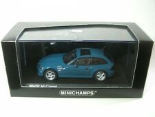 Bmw m Coupe 2002 Blue Minichamps 1 43 400029061