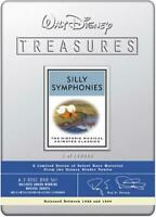 Silly Symphonies: Walt Disney Treasures Limited Edition Tin N&S Neuf