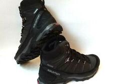 Salomon X Ultra Trek Gtx Black/Black/Magnet Wanderschuh  Schuhe Gr. 45 1/3