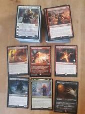 MAGIC lot 205 cartes différentes M20 en VF (Ajani, Chandra, cavalier de la nuit,