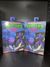 Neca TMNT Troubles A Foot Soldier Teenage Mutant Ninja Turtles X2 Ready To Ship