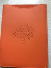 tPF:  Mulberry leather iPad mini eBook reader case or  , Blossom, mandarin