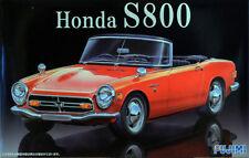1966 Honda S800 Cabrio Convertible 1:24 Model Kit Bausatz Fujimi 038988