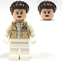 LEGO STAR WARS Figur Prinzessin Leia sw0346 aus 7879 Hoth Outfit princess