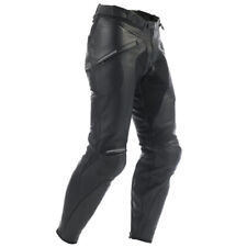 Dainese Alien Leather Motorcycle Trousers (Short)
