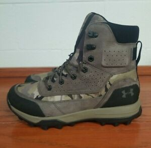 Under Armour Speed Freek Bozeman 2.0 Hunting Boot 1299238-900 Mens Size 10.5