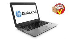 """HP PORTATIL HP820 G1 I5-4300U 2,30Ghz / 8GB DDR3/ 128GB SSD / W7 / 12,5"""""""