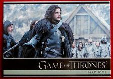 GAME OF THRONES - Season 5 - Card #23 - HARDHOME - B - Rittenhouse 2016