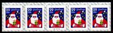 #2873b Santa Claus PNC5  Pl #V1111 - MNH