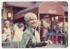 Florence Henderson Vintage Candid Photo by Peter Warrack Previously Unpublished
