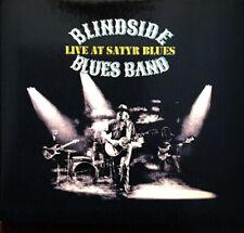 BLINDSIDE BLUES BAND - LIVE AT SATYR BLUES (Killer Live Blues/Rock Heavy Guitar)