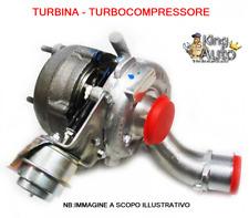TURBOCOMPRESSORE TURBINA FIAT GRANDE PUNTO DOBLO IDEA PUNTO EVO 1.3 66KW 90CV