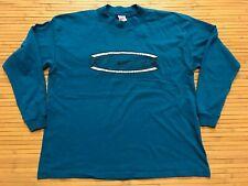 New listing Large - Vtg 90s Nike Swoosh Grey Tag Single Stitch Long Sleeve T-Shirt Usa