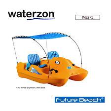 1 Paar Sitzkissen blau (Seat Cushion) WB275, für alle Water Bee Tretboote