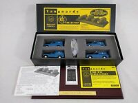 Vanguards RAC1004 RAC Collection Anglia Austin Mini Morris Limited Edition Set