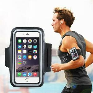 Sports Armband Running Jogging Gym Arm Band Pouch Holder Bag Case For Iphones
