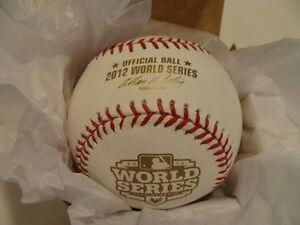 San Francisco Giants Authentic 2012 World Series Champions Rawlings Baseball