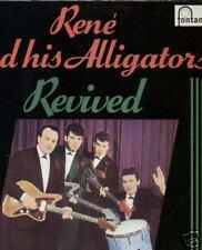 RENÉ & HIS ALLIGATORS REVIVED reissue NMINT LP