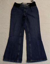 ASOS Women's Maternity Egerton Rigid Flare Crop Jeans SV3 Size US:4 UK:8 NWT
