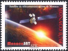 "Monaco 2015 ""Monacosat""/Space/Satellite/Telecomms/Communications/Sun 1v (mc1025)"
