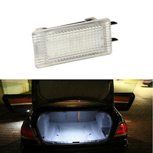 Lighting Trunk LED Porsche Boxster 986 08/1996-06/2004 Lights Rear White