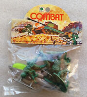Blister Ri Toys ✱ AMERICAN SOLDIERS & HELICOPTER ✱ Hong Kong 60´s No Airfix