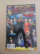 Star Trek : Deep Space Nine  1 . Marvel 1996 . FN / VF