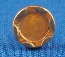 Vintage Gold Tone Design Tie Tack Pin