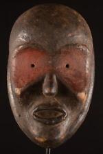 2720 Alte Bembe Maske DR Kongo Africa / Afrika