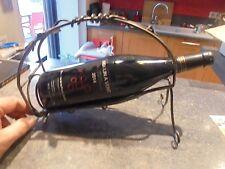 Présentoir à Bouteille Vin de Bourgogne en Fer Forgé Sympa Caveau de Dégustation
