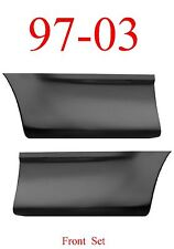 Front 97 03 Bed Patch Set, Panel, Lower, Ford F150 Truck, Short Bed, Both Sides!