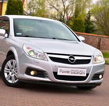 Le sopracciglia per Vauxhall/Opel Vectra C/Signum del rinnovamento del design dei fari anteriori Palpebre ABS