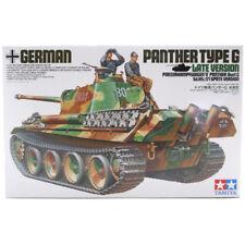 TAMIYA Panther Tipo G tardi Versione SERBATOIO (SCALA 1:35) KIT MODELLO 35176 NUOVO