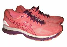 Asics Gel Nimbus 19 Flyte Foam Running Athletic Pink Shoes Womens Sz 8.5