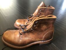 Wolverine Original 1000 Mile Boot Gold Leather  Women 6- Brand new- MINT