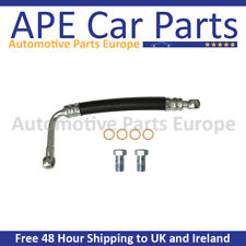 BMW E46 318D 320d 520D X3D 150HP Oil Feed Pipe Bolts&Gasket Rings 11422247302