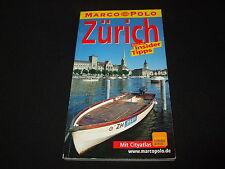 Marco Polo - Zürich mit Cityatlas