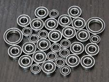 (34pcs) TAMIYA TLT-1 ROCKBUSTER / MAX CLIMBER Rubber Sealed Ball Bearing Set