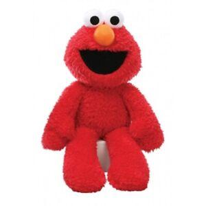 Sesame Street Take Along Elmo Soft Toy Plush 24cm