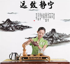 Chinese Scenery Hill Home Room Decor Removable Wall Sticker Decal Decorations