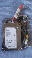 HARD DISK INTERNO 3,5 1TB SEAGATE  1000GB HDD SATA 7200RPM PC DESKTOP + CAVI