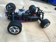 HPI Rush Evo Nitro Stadium Truck  R/C Car 1/10th  Buggy traxxas jato 3.3 wheels