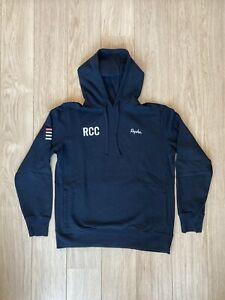 Rapha RCC Logo Hoodie Size L