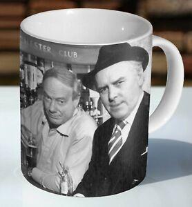 Minder Terry Dave and Arthur BW Ceramic Coffee Mug - Cup