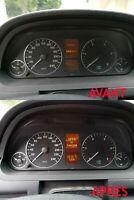 Réparation affichage compteur Mercedes Classe A W169