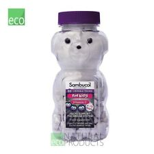 Sambucol Kids Black Elderberry 60 Chewable Teddies