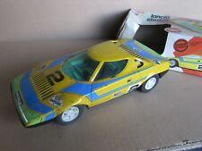 426I Joustra à Friction 2209 Lancia Stratos HF Jaune # 2