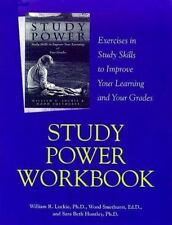 Study Power Workbook: Exercises in Study Skills to Improve Your Learning and Yo